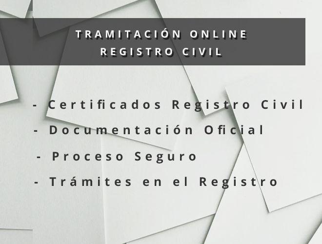 solicitar certificados